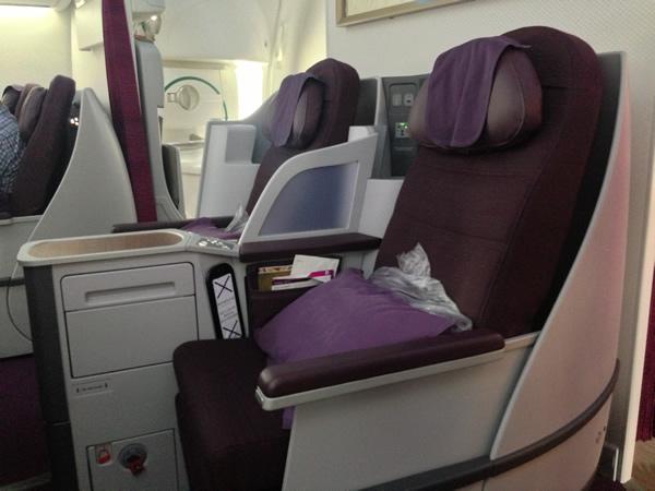 タイ航空 B787 画像